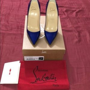 Christian Louboutin So Kate Shoes